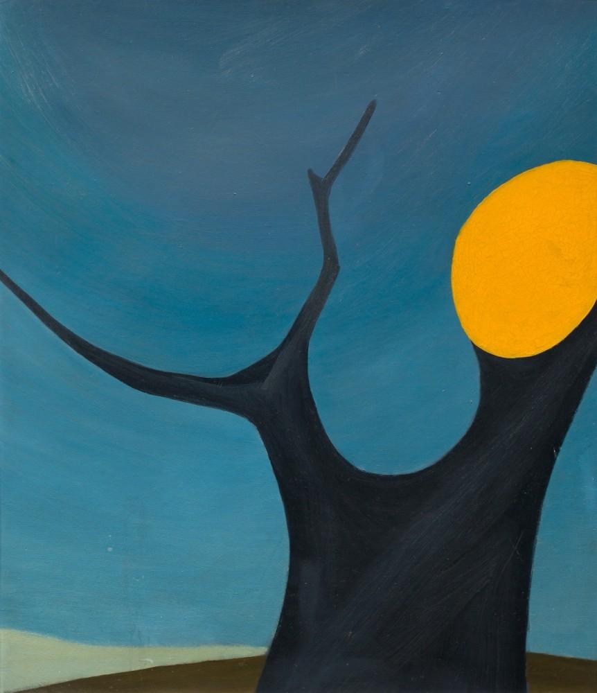 Księżyc z cyklu Pamiętnik liryczny