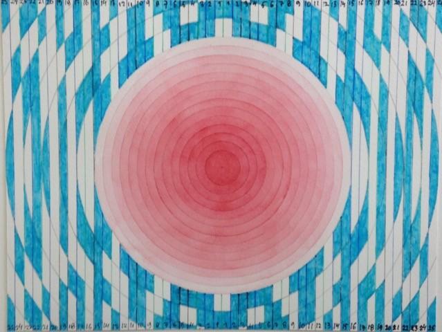 Symetria Water Pink II